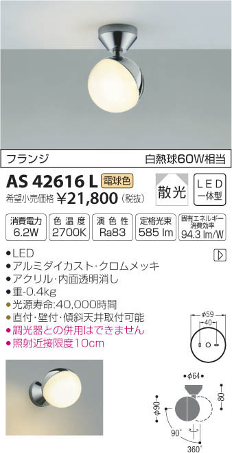 AS42616L