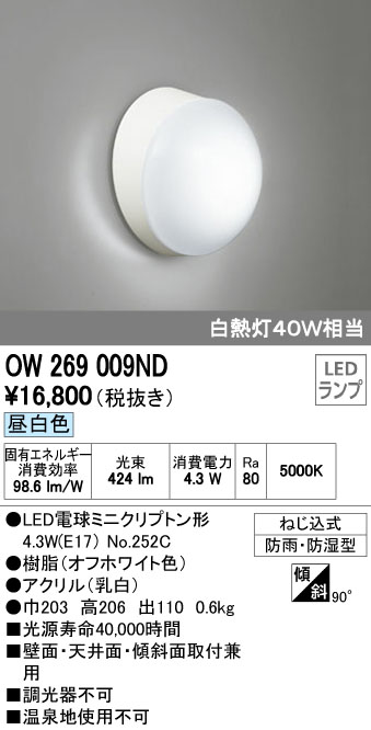 OW269009ND