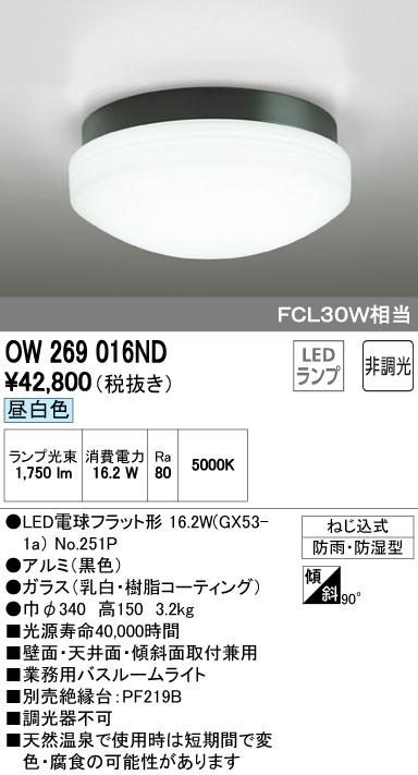 OW269016ND