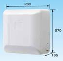 オーケー器材(ダイキン) エアコン部材ドレンアップキット ルームエアコン 壁掛 1m 低揚程用ホワイト 運転音25dB 電源:単相100VK-KDU571HS